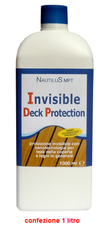 invisible deck protection