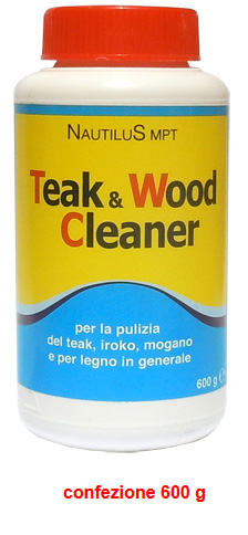 teak wood cleaner